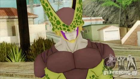 Dragon Ball Xenoverse Cell Perfect для GTA San Andreas третий скриншот