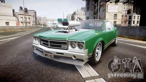 Declasse Sabre GT SS для GTA 4