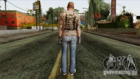 Officer from PMC для GTA San Andreas второй скриншот
