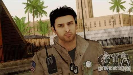 Classic Alex Shepherd Skin для GTA San Andreas третий скриншот