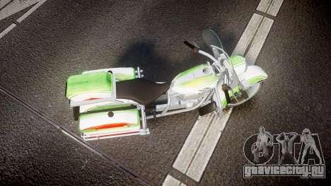 GTA V Western Motorcycle Company Sovereign IRN для GTA 4 вид справа