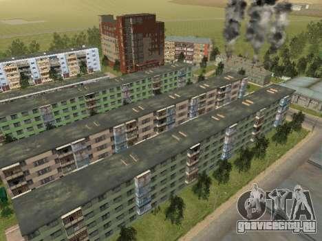 Простоквасино для GTA Criminal Russia beta 2 для GTA San Andreas одинадцатый скриншот