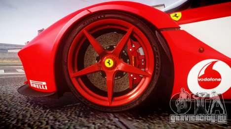 Ferrari LaFerrari 2013 HQ [EPM] PJ3 для GTA 4 вид сзади
