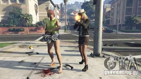 Bodyguard Menu v1.5 для GTA 5 третий скриншот