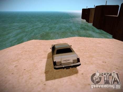 ENB Real Monsters для GTA San Andreas четвёртый скриншот
