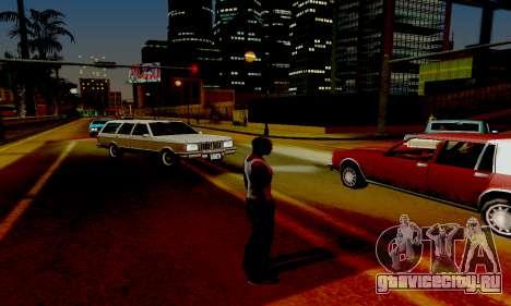 Light ENB Series v3.0 для GTA San Andreas шестой скриншот