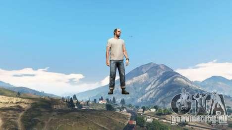 Noclip [LUA] для GTA 5 второй скриншот