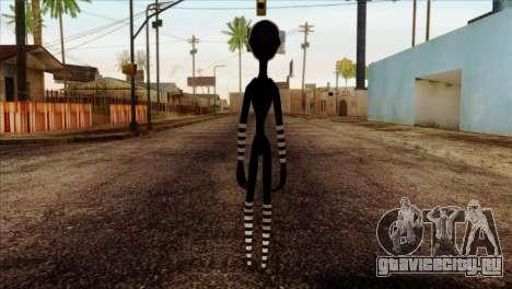 Puppet from Five Nights at Freddy 2 для GTA San Andreas второй скриншот