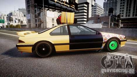 Vapid Fortune Drift для GTA 4 вид слева