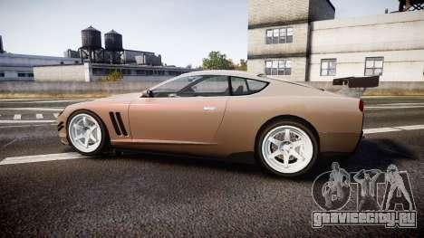 Dewbauchee Super GTO 77 для GTA 4 вид слева