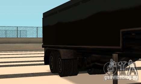 PS2 Article Trailer 2 для GTA San Andreas вид слева