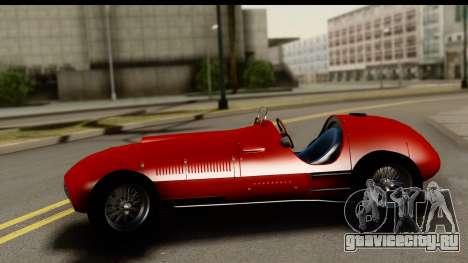 Ferrari 375 F1 для GTA San Andreas вид справа