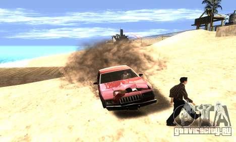 ENB Double Effect для GTA San Andreas второй скриншот