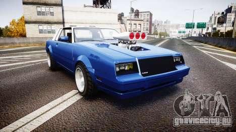 Willard Faction Turbo T для GTA 4