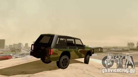 DLC 3.0 Военное обновление для GTA San Andreas