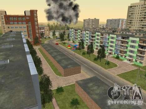 Простоквасино для GTA Criminal Russia beta 2 для GTA San Andreas двенадцатый скриншот