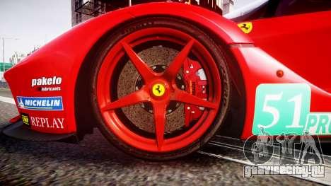 Ferrari LaFerrari 2013 HQ [EPM] PJ4 для GTA 4 вид сзади