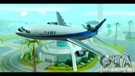 Lookheed L-1011 ANA для GTA San Andreas