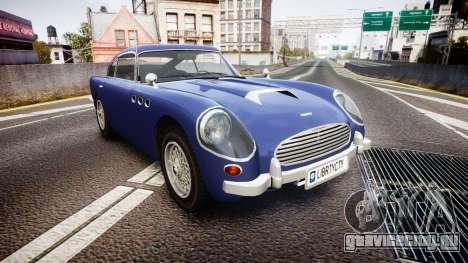 GTA V Dewbauchee JB 700 для GTA 4