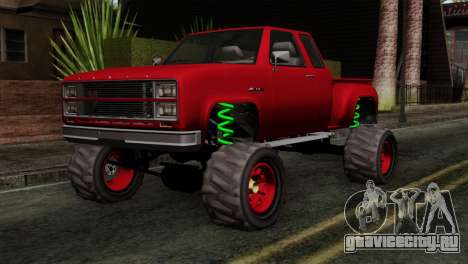 Bobcat Fx4 для GTA San Andreas