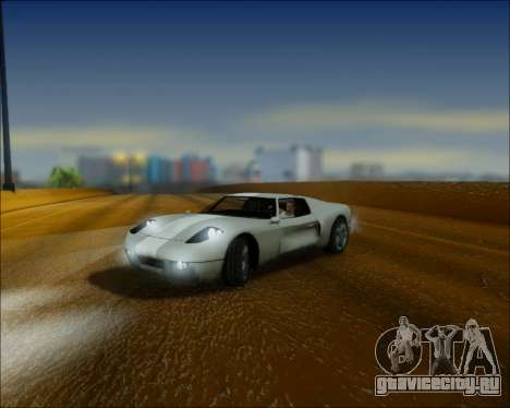 ENB Kiseki v1 для GTA San Andreas
