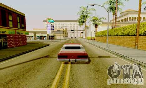 Light ENB Series v3.0 для GTA San Andreas второй скриншот