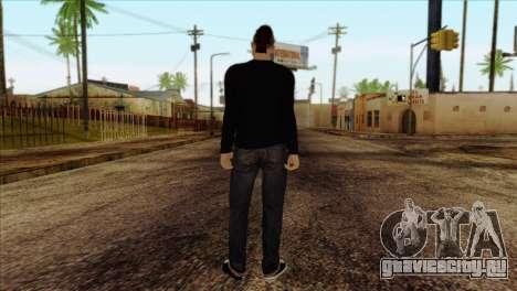 Skin 1 from GTA 5 для GTA San Andreas второй скриншот