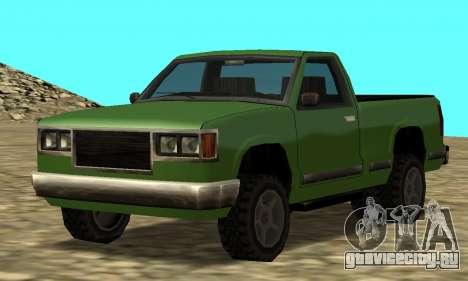 PS2 Yosemite для GTA San Andreas