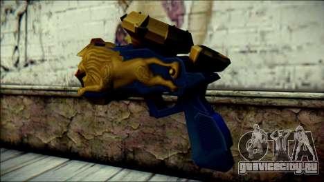 Hyper Magnum Kamen Rider Beast для GTA San Andreas второй скриншот