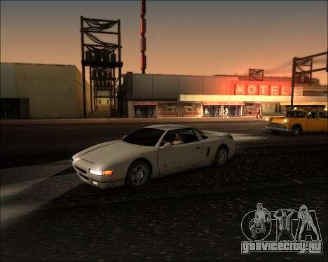 ENB Kiseki v1 для GTA San Andreas четвёртый скриншот