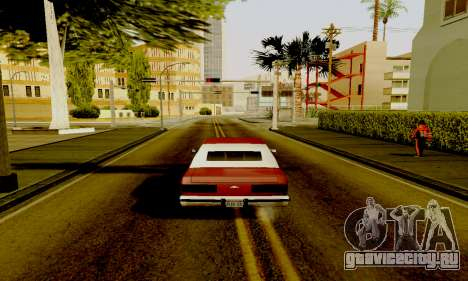 Light ENB Series v3.0 для GTA San Andreas