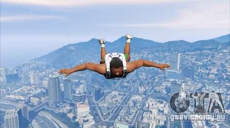 Приятно летать для GTA 5 второй скриншот
