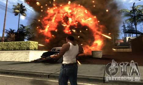 ENB Double Effect для GTA San Andreas пятый скриншот