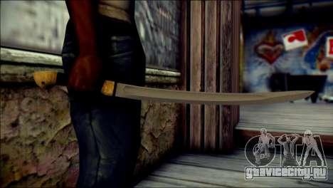 Red Army Shashka для GTA San Andreas третий скриншот