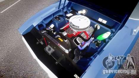 Ford Falcon XB GT351 Coupe 1973 для GTA 4 вид сзади