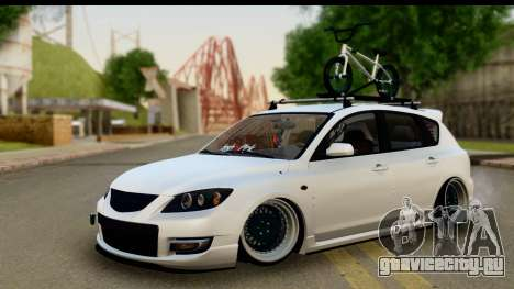 Mazda 3 2008 для GTA San Andreas