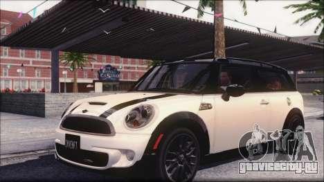 SweetGraphic ENBSeries Settings для GTA San Andreas седьмой скриншот