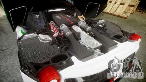 Ferrari LaFerrari 2013 HQ [EPM] PJ2 для GTA 4 вид сверху