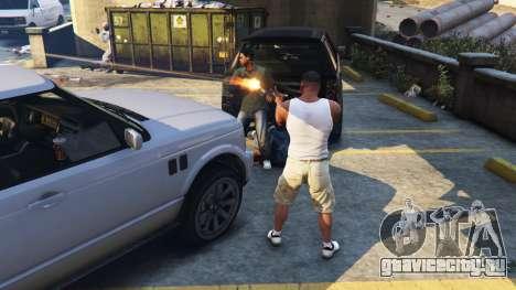 Lamar Missions v0.1a для GTA 5 третий скриншот