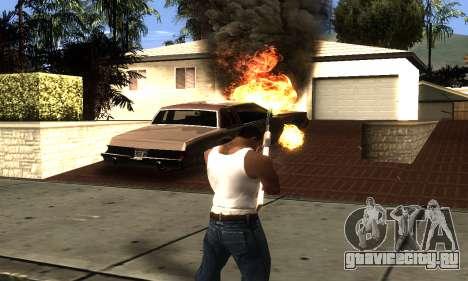 ENB Double Effect для GTA San Andreas четвёртый скриншот