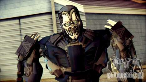 Lockdown Skin from Transformers для GTA San Andreas третий скриншот