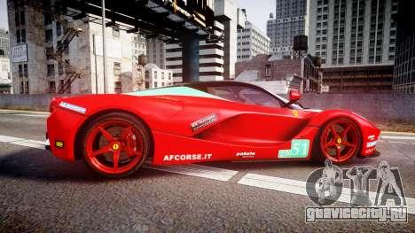 Ferrari LaFerrari 2013 HQ [EPM] PJ4 для GTA 4 вид слева