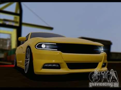 iniENB для GTA San Andreas третий скриншот