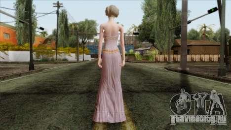 Mistel Skin для GTA San Andreas второй скриншот