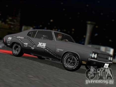 iniENB для GTA San Andreas седьмой скриншот
