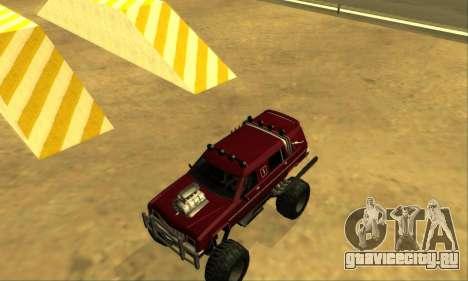 Hellish Extreme CripVoz RomeRo 2015 для GTA San Andreas