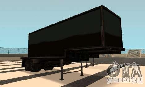 PS2 Article Trailer 3 для GTA San Andreas вид справа
