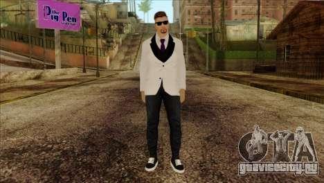 Skin 2 from GTA 5 для GTA San Andreas