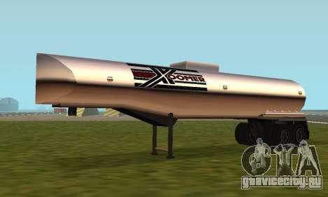 PS2 Petrol Trailer для GTA San Andreas