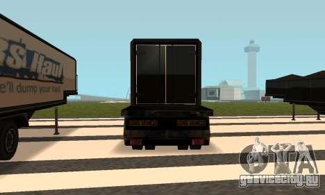 PS2 Article Trailer 3 для GTA San Andreas вид слева